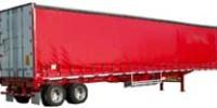Truck Tarps, Curtainside Trucks
