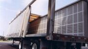 Truck Tarps, Curtainside Trucks